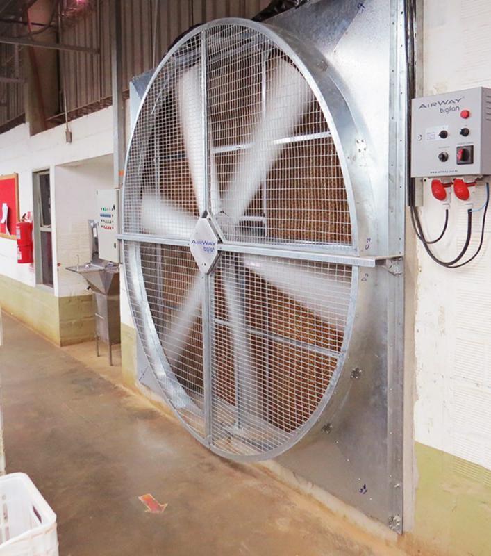 Climatizador industrial a venda