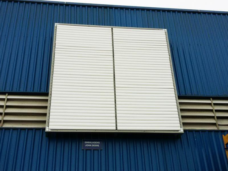 Insufladores de ar industrial