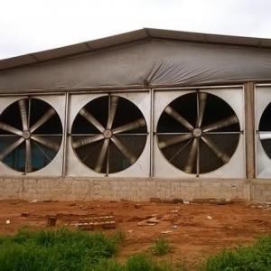 Ventilador rural